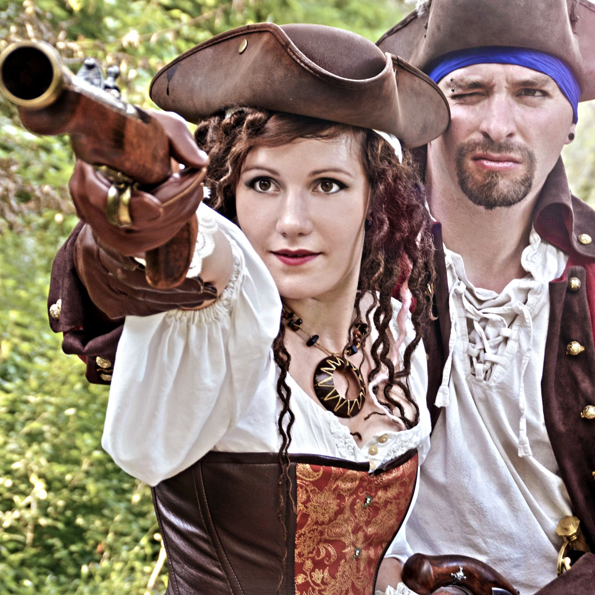 Couple Pirate